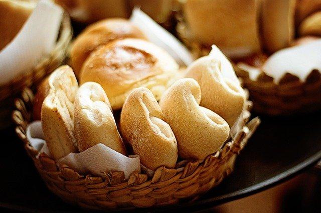 Sentir l'odeur du pain tous les matins